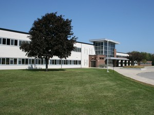 Merton Williams Middle School - click for larger image