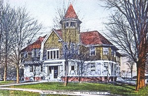 The first Hilton High School-news image